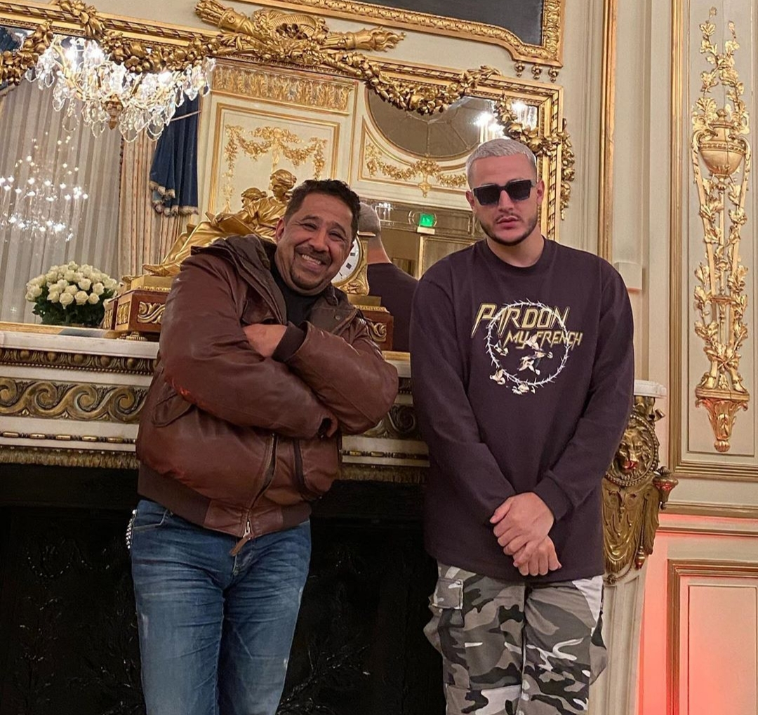Cheb Khaled with Soolking