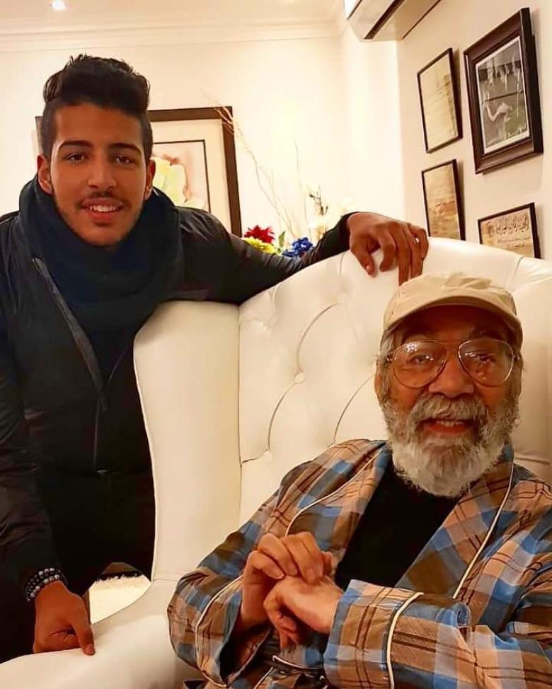 حفيد محمود ياسين لأول مرة في دراما رمضان | ET بالعربي