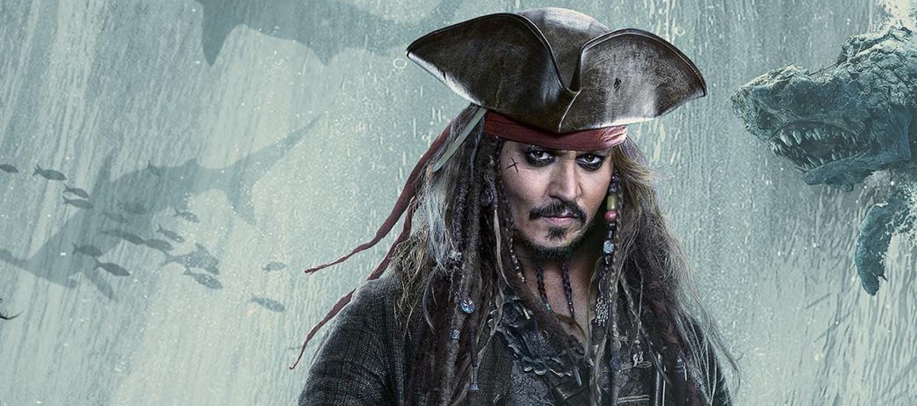 ديزني تمنع جوني ديب من الظهور في Pirates of The Caribbean